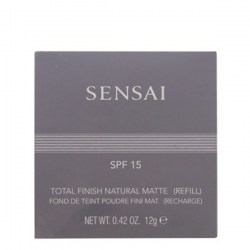 Отзывы Kanebo Sensai Total Finish Natural Matte SPF15