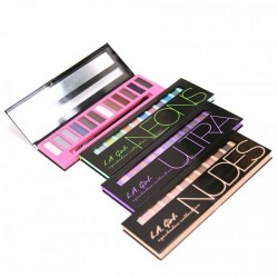 Тени L.A. Girl Beauty Brick Eyeshadow Collection Киев