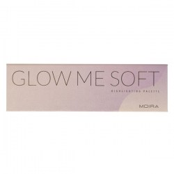 Палетка Moira Glow Me Soft Highlighting Palette отзывы купить