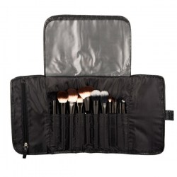 Косметичка NYX Black Croc Brush Roll Киев