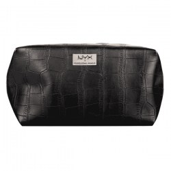 Косметичка NYX Black Croc Cosmetic Bag Киев