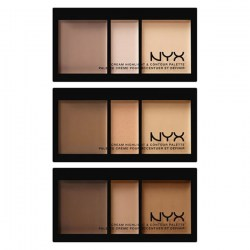 Палетка NYX Cream Highlight and Contour Palette Киев