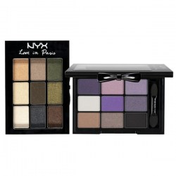 Палетка NYX Love in Paris Eye Shadow Palettes Киев