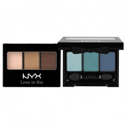 Палетка NYX Love in Rio Eye Shadow Palette Киев
