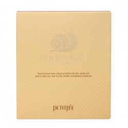 Гидрогелевая маска Petitfee Gold & Snail Hydrogel Mask Pack Киев Украина