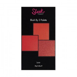 Палетка румян Sleek Makeup Blush by 3 Palette Киев
