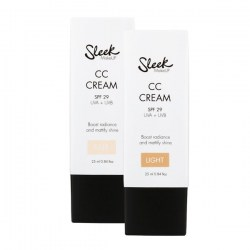 СС крем Sleek Makeup CC Cream SPF 29 Киев