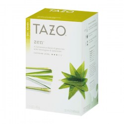 Зеленый чай Tazo Green Tea Zen Киев