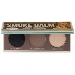 Палетка theBalm Mini Palettes SmokeBalm Vol. 1 Brown Packaging