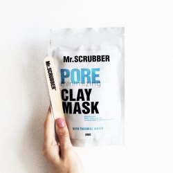 Маска для лица Mr.Scrubber Clay Mask Pore Minimizing Киев