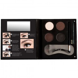 Тени NYX Eyebrow Kit with Stencil Киев