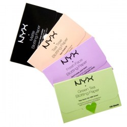 Салфетки NYX Green Tea Blotting Paper Киев