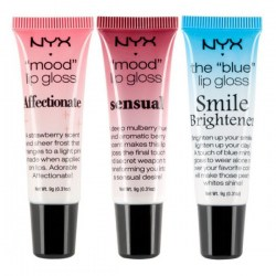 Блеск NYX Mood Lip Gloss Киев