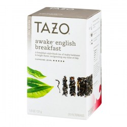 Черный чай Tazo Awake English Breakfast Tea Киев