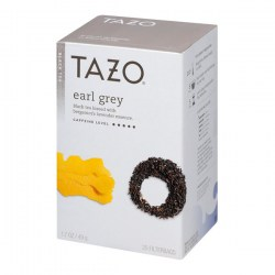 Чай с бергамотом Tazo Earl Grey Black Tea купить Киев