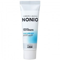 Купить LION Nonio Medicated Toothpaste Clear Herb Mint Киев, Украина