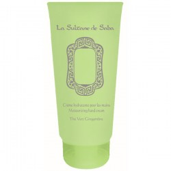 Купить La Sultane De Saba Moisturizing Hand Cream Ginger Green Tea Киев, Украина