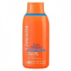 Купить Lancaster Sun Beauty Velvet Milk Sublime Tan SPF30 Киев, Украина
