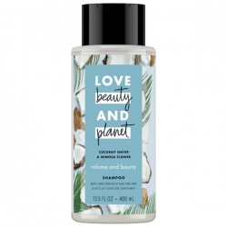Купить Love Beauty And Planet Volume and Bounty Shampoo Coconut Water & Mimosa Flower Киев, Украина