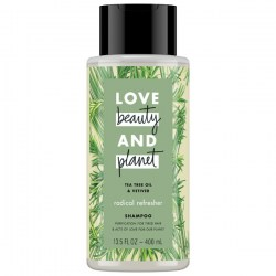 Купить Love Beauty And Planet Radical Refresher Shampoo Tea Tree Oil & Vetiver Киев, Украина