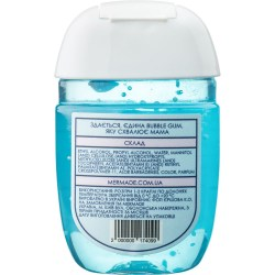 Состав Mermade Bubble Gum Gel Sanitizer