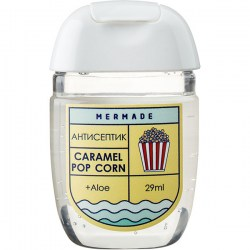 Mermade Caramel Popcorn Gel Sanitizer