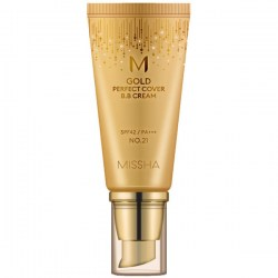 Купить Missha M Gold Perfect Cover BB Cream SPF42/PA+++ Киев, Украина