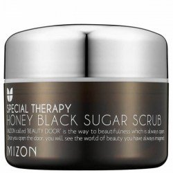 Купить Mizon Special Therapy Honey Black Sugar Scrub Киев, Украина