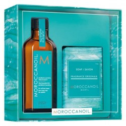 Купить Moroccanoil Kit Home & Away Treatment + Soap Киев, Украина