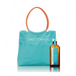 Купить Moroccanoil Light Oil Treatment and Beach Bag Киев, Украина