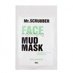 Купить Mr.Scrubber Mud Mask Face Mattifying Киев, Украина