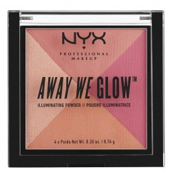 Купить NYX Away We Glow Illuminating Powder Киев, Украина