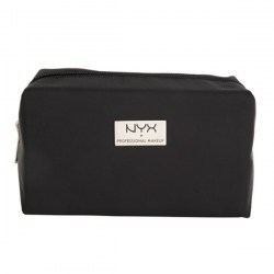 Купить NYX Black Medium Rectangular Zipper Makeup Bag MBG08 Киев