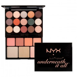 Купить NYX Butt Naked Underneath It All Palette Киев, Украина
