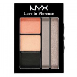 Купить NYX Love in Florence Eye Shadow Palette Киев, Украина