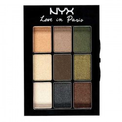 Купить NYX Love in Paris Eye Shadow Palettes Киев, Украина