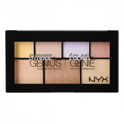 Купить NYX Strobe of Genius Illuminating Palette Киев, Украина