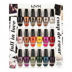 Купить NYX Fall in Love Nail Art Collection Киев, Украина