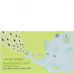 Купить Nature Republic Blackhead Clear Nose Pack Киев, Украина