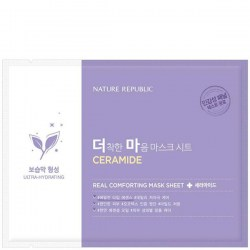 Купить Nature Republic Real Comforting Mask Sheet Ceramide Киев, Украина