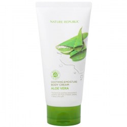 Купить Nature Republic Soothing & Moisture Aloe Vera 90% Body Cream Киев, Украина
