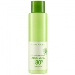 Купить Nature Republic Soothing & Moisture Aloe Vera 80% Emulsion Киев, Украина