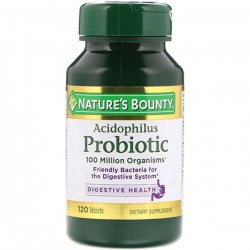 Купить Nature's Bounty Acidophilus Probiotic 100 M Киев, Украина