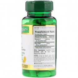 Купить витамин С с шиповником Natures Bounty Vitamin С with Rose Hips