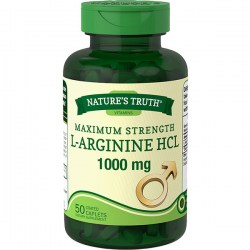 Купить Nature's Truth Maximum Strength L-Arginine HCL 1000 mg Киев, Украина