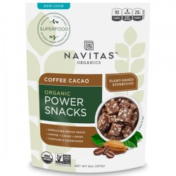 Купить Navitas Organics Power Snacks Coffee Cacao Киев, Украина