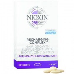 Купить Nioxin Recharging Complex Hair Growth Supplements Киев, Украина