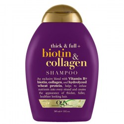 Купить OGX Thick & Full Biotin & Collagen Shampoo Киев, Украина