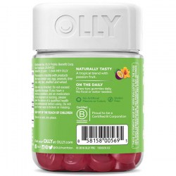 Купить комплекс для энергии OLLY Daily Energy Vitamin Caffeine Free With B12 Gummies