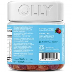 Купить мультивитамины для детей OLLY Kids Multi Vitamin Plus Probiotic Gummies Berry Flavor